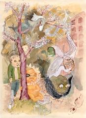Silver Tree, Howie Tsui