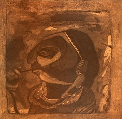 Untitled I, Amitabha Banerjee
