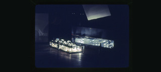 Performance view of Variations VII,John Cage