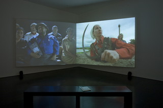 Soldadera (Scenes from Un banquete en Tetlapayac, a film by Olivier Debroise), Andrea Fraser