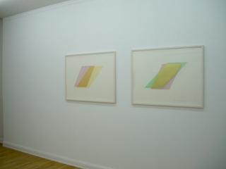 Rhythm of Lines #7-4, Rhythm of Lines #4-8, Channa Horwitz