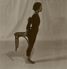 Shadow-Merce Cunningham III, Path Soong