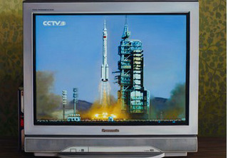 Chinese Memories-Lift off of Shenzhou Spacecraft,, Chen Xi