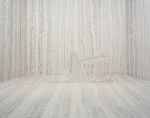 Woman Stretching (Holding Pattern), Gina Osterloh