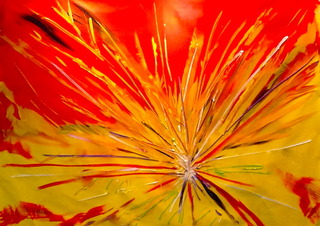 Explosion 1, Bette Cerf Hill