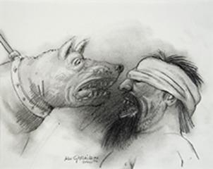 Abu Ghraib 6, Fernando Botero