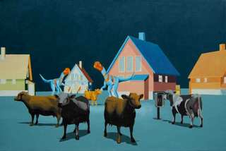 Golden Cows, Angelou Guingon