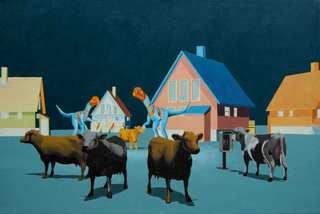 Golden Cows, Angelou Guingon