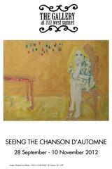 Girl in a Gold Study, Margret von Biesen