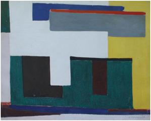 Untitled, Giorgio Cavallon