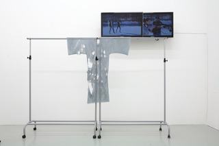 Legend , installation view, Timur Si-Qin