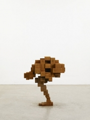 Clutch VIII,Antony Gormley