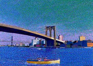 Brooklyn Bridge, New York , JUCHUL KIM