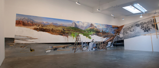 Installation View, Adam Cvijanovic