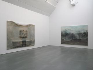 Installation View, Kailiang Yang