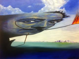 Anamorphosis of Dali, Jonathan Cernack