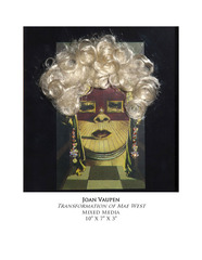 Mae West, Joan Vaupen