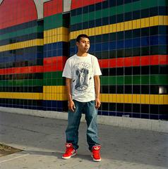 Noel Hernandez, Artist (Zapotec) Los Angeles, CA, Isabel Avila
