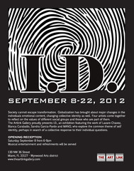 I.D. Art Exhibition,