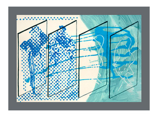 Untitled (Mönchengladbach 1992) ; James Keith Brown and Eric Diefenbach Collection,Sigmar Polke