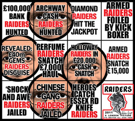 Raiders ,Gilbert & George