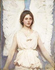 Angel, Abbott Handerson Thayer