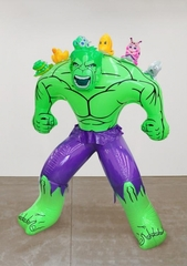Hulk (Friends),Jeff Koons