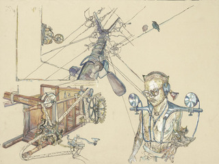 Morse Code, Krzysztof Pastuszka