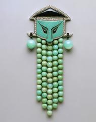 Corsage ornament,