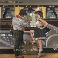 Suitcase Full of Dreams, Peregrine Heathcote