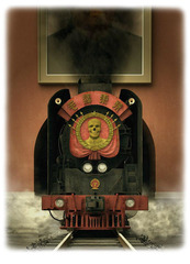 Chairman Mao's Train,Pan Yue