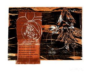 Buckower Elegien, Series I #2 of 6 images, Ilse Schreiber-Noll