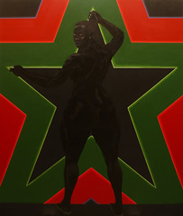 Black Star II, Kerry James Marshall