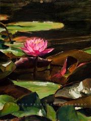 Water Lilies XVII, Linda Pearlman Karlsberg
