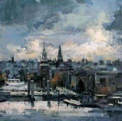 Amsterdam III, Ricardo Galán Urréjola