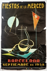 Fiestas de la Merced 1958, Juan Gallego Pinazo