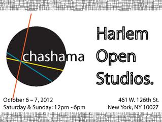 Chashama Harlem Open Studio,