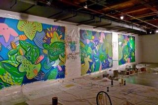 Works in progress, Joey Fillastre, Felici Asteinza