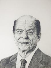 Bald Ronald Reagan, Joshua Logan