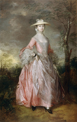Mary, Countess Howe, Thomas Gainsborough