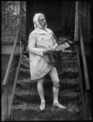 Walter Crane as Cimabue, Sir Emery Walker