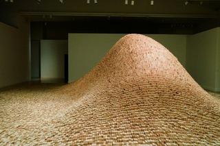 2 x 4 Landscape  , Maya Lin