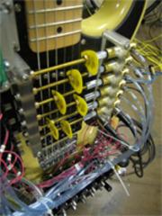 (self-playing) Guitar, Jeremy Boyle