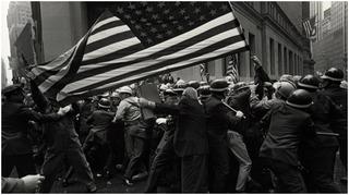 Anti-Vietnam War Demonstration, Benedict J. Fernandez