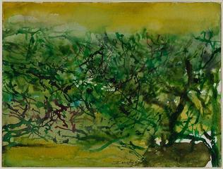 Untitled (Quiberon), Zao Wou-Ki
