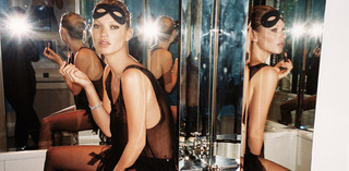 Kate Moss, London (detail), Mario Testino