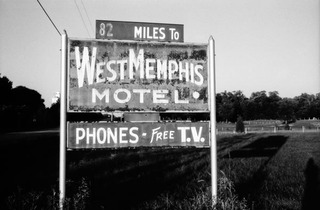 82 Miles West Memphis Motel, Tav Falco
