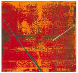 Abstract Painting 449/2, Gerhard Richter