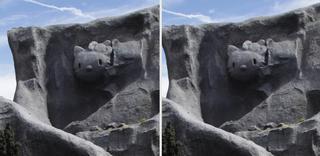 Hello Kitty Monument (Canada circa 2007), Kathy Aoki