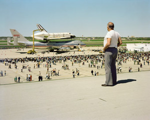 Space Shuttle,Joel Sternfeld